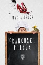 Francuski piesek - Marta Obuch | mała okładka