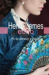 Echo - Henry James | mała okładka