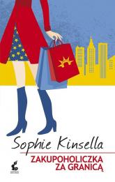 Zakupoholiczka za granicą - Sophie Kinsella | mała okładka