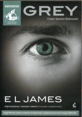 Grey. Pięćdziesiąt twarzy Greya oczami Christiana - James EL | mała okładka