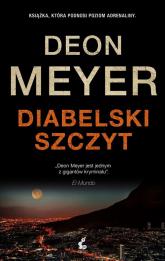 Diabelski szczyt - Deon Meyer | mała okładka