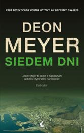 Siedem dni - Deon Meyer | mała okładka