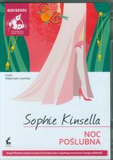 Noc poślubna - Sophie Kinsella | mała okładka