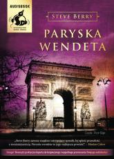 Paryska wendeta - Steve Berry | mała okładka