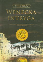 Wenecka intryga nowe - Steve Berry | mała okładka
