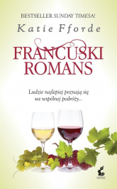 Francuski romans - Katie Fforde | mała okładka