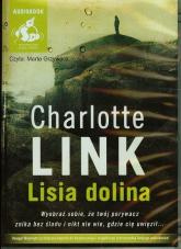 Lisia dolina - Charlotte Link | mała okładka