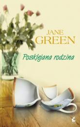 Posklejana rodzina - Jane Green | mała okładka
