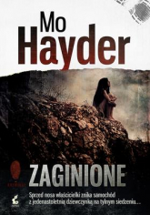 Zaginione - Mo Hayder | mała okładka