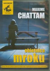 Obietnica mroku - Maxime Chattam | mała okładka