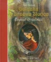 Gałązka z Drzewa Słońca. Baśnie cygańskie - Jerzy Ficowski | mała okładka
