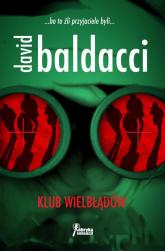 Klub wielbłądów - David Baldacci | mała okładka