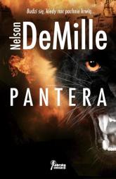 Pantera - Nelson DeMille | mała okładka