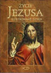 Życie Jezusa. Ilustrowane dzieje - Meyers David John | mała okładka
