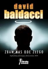 Zbaw nas ode złego - David Baldacci | mała okładka