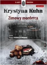 Zimowy morderca - Krystyna Kuhn | mała okładka
