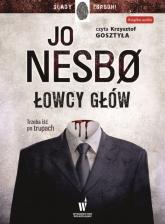 Łowcy głów - Jo Nesbo | mała okładka