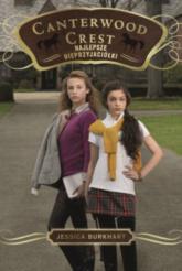 Akademia Canterwood 5. Najlepsze nieprzyjaciółki - Jessica Burkhart | mała okładka