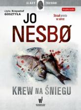 Krew na śniegu - Jo Nesbo | mała okładka