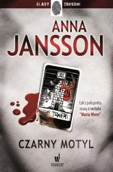 Czarny motyl - Anna Jansson | mała okładka