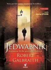 Jedwabnik - Galbraith Robert (pseudonim J.K. Rowling) | mała okładka
