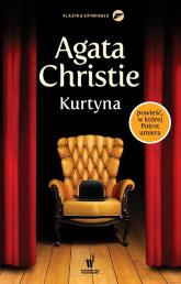 Kurtyna - Agata Christie   mała okładka