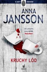 Kruchy lód - Anna Jansson | mała okładka
