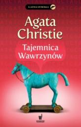 Tajemnica Wawrzynów - Agata Christie   mała okładka