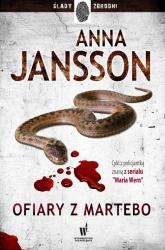 Ofiary z Martebo - Anna Jansson | mała okładka