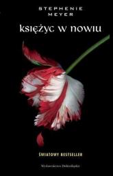Księżyc w nowiu - Stephenie Meyer | mała okładka