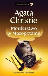 Morderstwo w Mezopotamii - Agata Christie | mała okładka