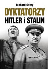 Dyktatorzy Hitler i Stalin - Richard Overy | mała okładka