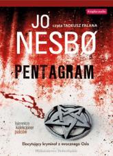 Pentagram. Ekscytujący kryminał z mrocznego Oslo - Jo Nesbo | mała okładka