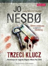 Trzeci klucz. Główny podejrzany w pogoni za mordercą - Jo Nesbo | mała okładka