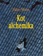 Kot alchemika - Walter Moers | mała okładka