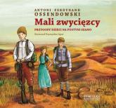 Mali zwycięzcy Przygody dzieci na pustyni Szamo - Ossendowski Antoni Ferdynand | mała okładka