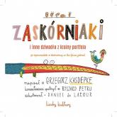 Zaskórniaki i inne dziwadła z krainy portfela. 50 opowiastek z ekonomią w tle (plus jedna) - Grzegorz Kasdepke | mała okładka