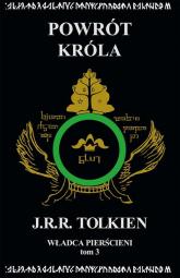 Władca Pierścieni Tom 3: Powrót króla - J.R.R. Tolkien | mała okładka