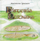 Historia Poznana - Magdalena Sprenger | mała okładka