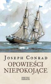 Opowieści niepokojące - Joseph Conrad | mała okładka