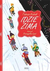 Idzie zima - Tadeusz Kubiak | mała okładka