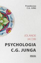 Psychologia C.G. Junga - Jolande Jacobi | mała okładka