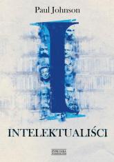 Intelektualiści - Paul Johnson | mała okładka