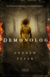 Demonolog - Andrew Pyper | mała okładka