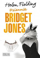 Dziennik Bridget Jones - Helen Fielding | mała okładka