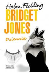 Bridget Jones Dziennik - Helen Fielding | mała okładka