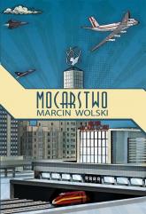 Mocarstwo - Marcin Wolski | mała okładka