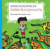 Stefek Burczymucha - Maria Konopnicka | mała okładka