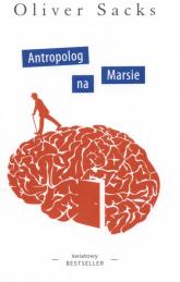 Antropolog na Marsie - Oliver Sacks | mała okładka