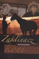 Zaklinacz koni - Nicholas Evans | mała okładka